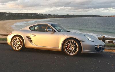 Porsche cayman servicing costs